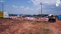 MST Camp / Invasion / Occupation - Landless - Mato Grosso