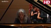 Sir Antonio Pappano with Martha Argerich - Prokofiev: Piano Concerto No. 3 in C Major