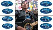 Nepal Idol Best Singer Rejected-Must Watch || नेपाल आइडलमा फालिएका साथिले गाए यस्तो गित||
