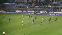 1-0 Andrea Caracciolo Goal Italy  Serie B - 23.10.2017 Brescia Calcio 1-0 FC Bari 1908