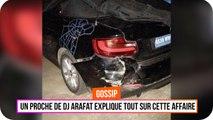 Voiture de DJ Arafat - un proche explique l'accident