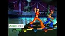 Fuzion Frenzy - Vidéo comparative Xbox vs Xbox One S