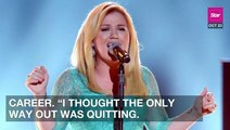 Kelly Clarkson's Suicide Shocker! The Singer Admits 'I Wanted To Kill Myself""