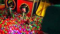 ★ Детские аттракционы: Карусель Горка Батут и Лабиринт Детский развлекательный центр