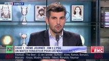 Pour Pierre Ducrocq, Neymar n'est pas l'exemple à suivre