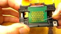 How to Fix KODAK ESP 9250 inkhead carriage jam - video