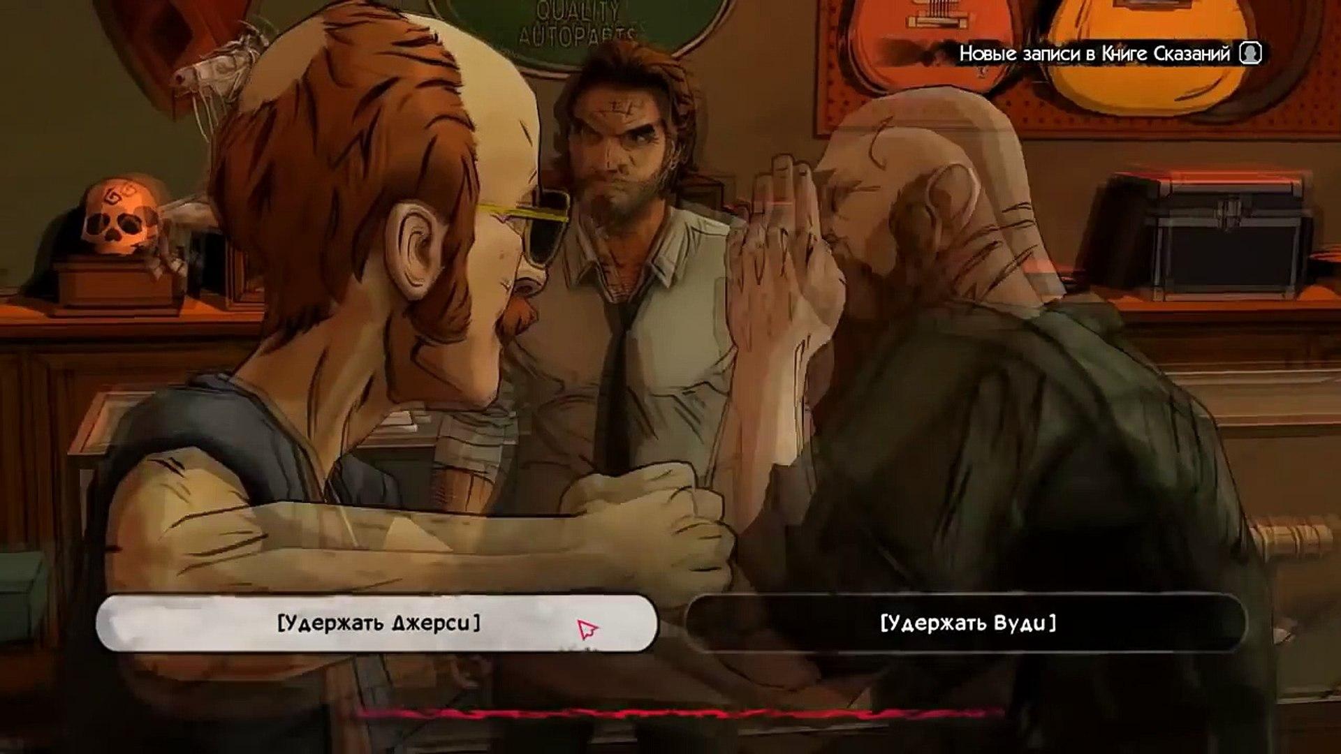 Выбор Летсплейщиковна решение Кого отправить на Погибель?Ханну или Ирландца в финале Battlefield 4