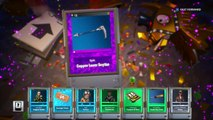 Fortnite Llama legendary Loot