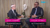 Tyler Perry's Emotional Story: Why I Forgave My Abusive Father | PeopleTV | Entertainment Weekly