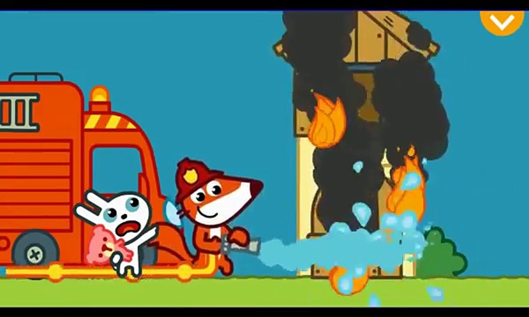 Pango Storytime | Kids Fire Engine Story | Best Story for Kids | Education