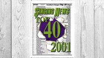 Download PDF Singing News Top 40 2001: Southern Gospel Top 40 Chart FREE