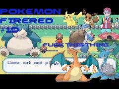 Let s Play Pokemon FireRed Episode 19 Ass ass ass ass