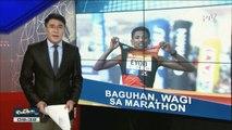 SPORTS BALITA: Baguhang runner, wagi sa marathon sa Venice, Italy