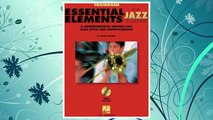 Download PDF Trombone: Essential Elements for Jazz Ensemble a Comprehensive Method for Jazz Style and Improvisation FREE