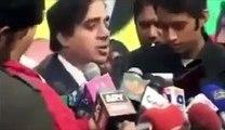 Pakistani funy politicians in fun for joys
