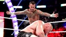 Brock Lesnar vs CM Punk - SummerSlam 2013