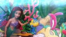 De La Ariel Flounder Videos Disney Juguetes Princesas Conoce rCexBodW