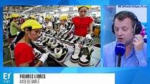 Nike relocalise ses usines en Amérique du Nord