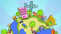 Kids Learn About 3D Shapes | See Fun Geometric Shapes In Our World | Mighty Morphin Learning
