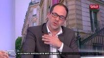 Pour Emmanuel Maurel, le PS doit se réaffirmer comme un parti de gauche