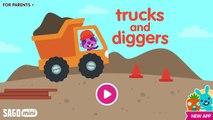 Fun Sago Mini Games - Kid Best Build Construction Building Playful With Sago Mini Trucks And Diggers