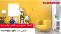 Awards de l'innovation 2017 les lauréats : Thermostat connecté