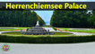 Top Tourist Attractions Places To Travel In Germany | Herrenchiemsee PalaceDestination Spot - Tourism In Germany