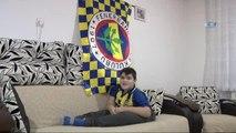Kas Erime Hastası İki Kardeşin Hayali Fenerbahçe Maçını İzlemek