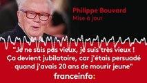 """Philippe Bouvard :""""Je ne suis pas vieux, je suis très vieux !"""""""