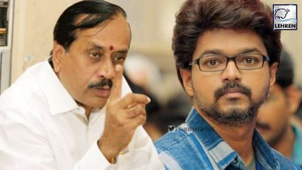 BJP Leader H Raja Passes COMMUNIST Comments On Vijay's Mersal