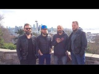Gripin Seattle (2014 US TOUR)