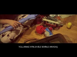 Gripin - Arkadaş ( Lyric Video )