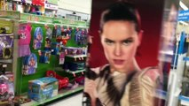 Grims HILARIOUS FORCE FRIDAY STAR WARS Toy Hunt at TOYSRUS