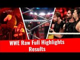 WWE Raw Highlights HD 23 October 2017 Results Raw Vs SmackDown Live Brock Lesnar Accepts Challenge
