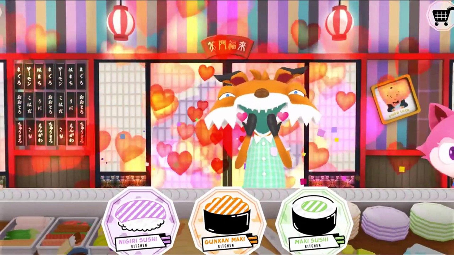 Kids Play Fun Kitchen Kids Games & Fun Cooking Games For Children - Kids Fun Making Yummy Food