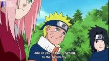 Kakashi Approves Team 7 - Naruto, Kakashi and Sasuke vs Demon Brothers!