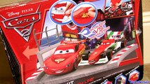 Klip Kitz Cars2 Race To The Finish Line Deluxe Kit Clip Lock Build Customize by Toy Collector