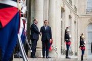 Déclaration conjointe du président de la République, M. Emmanuel Macron, et de M. Abdel-Fattah al-Sissi, Président de la République arabe d'Egypte