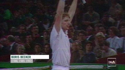 Rolex Paris Masters - Les maîtres de Paris : Boris Becker