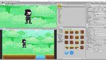1  Unity 5 tutorial for beginners: 2D Platformer - Intro