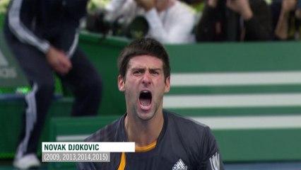 Rolex Paris Masters - Les maîtres de Paris : Novak Djokovic