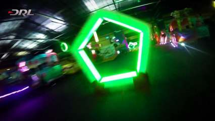 Mardi Gras World, Rearview | Drone Racing League
