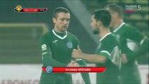1-1 Danu Spătaru Goal Romania  Cupa Romaniei  Round 5 - 24.10.2017 Arges Pitesti 1-1 CSM...