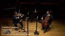 Philippe Hersant   Caprices pour alto et violoncelle, d'après les Aphorismes de Kafka IX. « Un buisson d'épines… » par Karine Lethiec et Florent Audibert