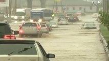 Siberi, reshjet e shiut paralizojnë qytetin - Top Channel Albania - News - Lajme