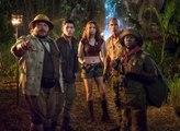 Jumanji: Bienvenidos a la jungla - Trailer final español (HD)