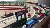 Thomas the Tank Engine & Friends Bachmann Steamies & Diesels HO SCALE Locomotives & Train Cars