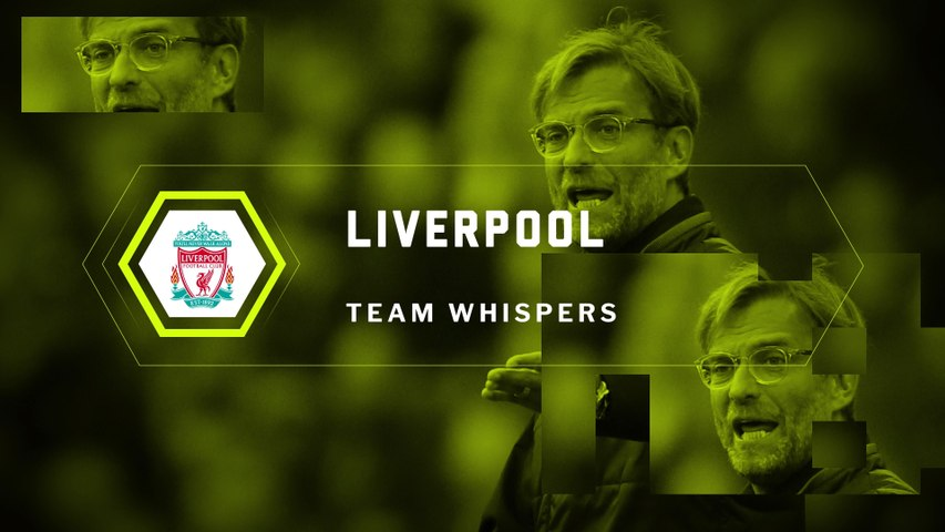 Klopp Can Learn From Apprentice Wagner | Team Whispers: Liverpool