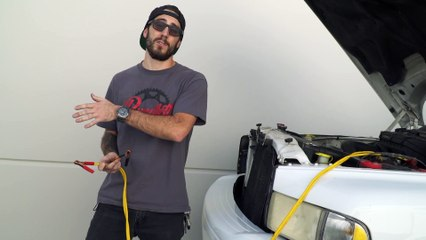 How to jump Start Your motorcycles Dead Battery Safely