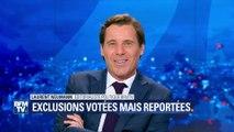 """Exclusions chez les LR: """"une catastrophe absolue pour Les Républicains"""", selon Neumann"""